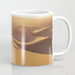 Sunset in the Sahara Desert Coffee Mug