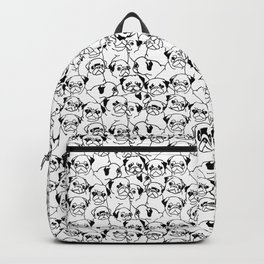 Oh Pugs Backpack