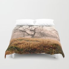 Natural Mystic in the Air Duvet Cover