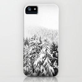 Snow Precious iPhone Case