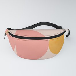 Abstraction_Mountains_Balance_Minimalism_001 Fanny Pack