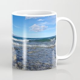Heavenly Lake Namtso Tibet Coffee Mug