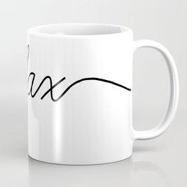 relax repeat (1 of 2) Coffee Mug
