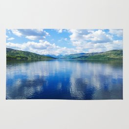 Loch Katrine: The Trossachs Rug