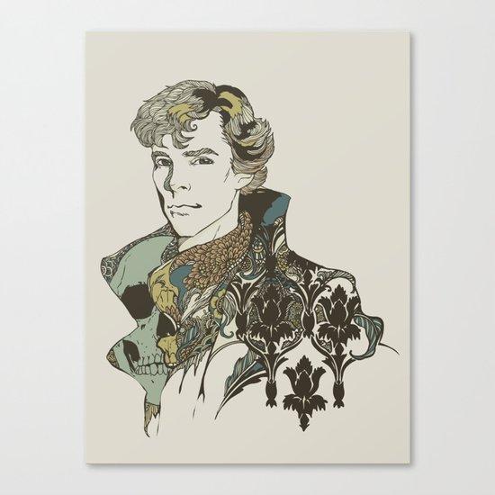 SH Canvas Print