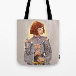 'Joan of Arc' / Zendaya Tote Bag