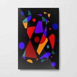 Abstract #86 Metal Print