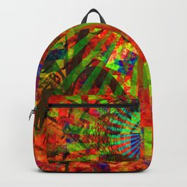 Cassiopeian Sunset Backpack