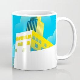 Draw The Future Coffee Mug