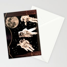 NASA [Astronaut] Puppets Stationery Cards