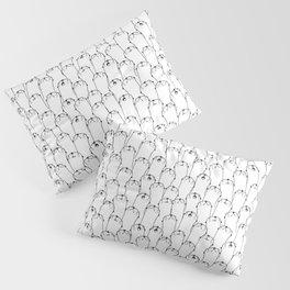 Otter pattern Pillow Sham