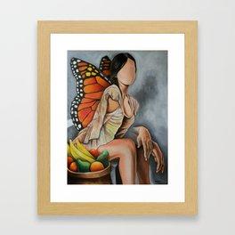 Libelula Guajira Framed Art Print