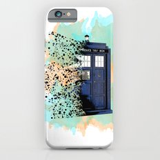 Tardis iPhone 6s Slim Case