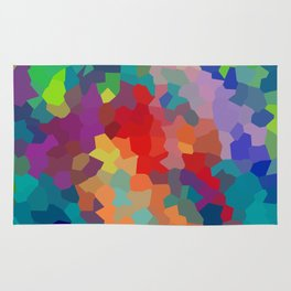 Vibrant Colors Rug