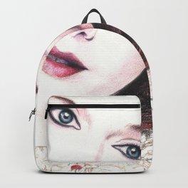 christina hendricks, beautiful vision... Backpack