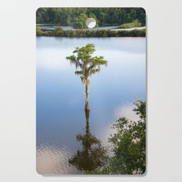 Solitary #Tallahassee Cutting Board