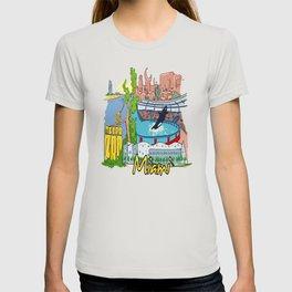 Miami USA T-shirt