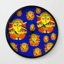 Baby Ganesha  Wall Clock