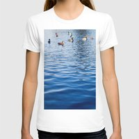 ducks T-shirts featuring Ducks by Ali Bee