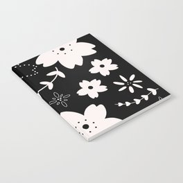 Dark Sakura 2018 Notebook