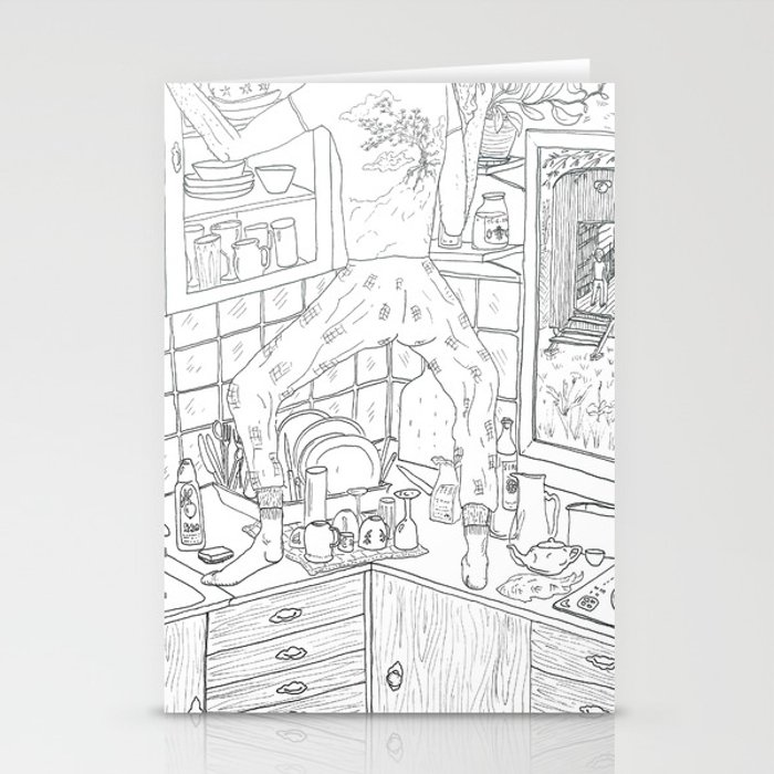 beegarden.works 014 Stationery Cards