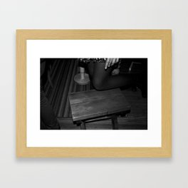 Smiles Framed Art Print