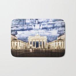 BERLIN Brandenburg Gate   In Detail Bath Mat