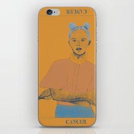 Cancer iPhone Skin