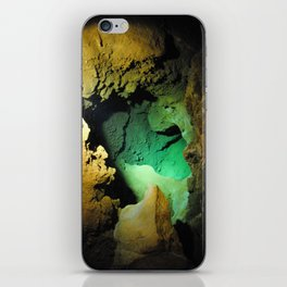 The Boskov Dolomite Caves iPhone Skin