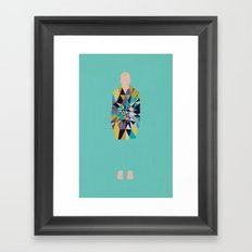Fashion Collection 13 Framed Art Print