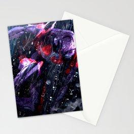 Evangelion NERV Eva 01 Stationery Cards