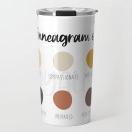 Enneagram 6 Travel Mug