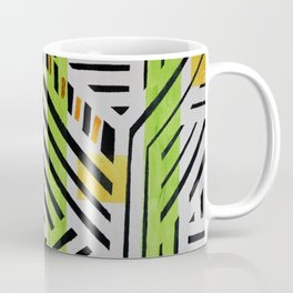 Slants Triangles and Straights Coffee Mug