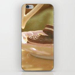 tea + cookies iPhone Skin