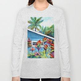 Hanalei Cottage Long Sleeve T-shirt