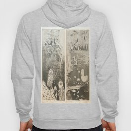 Under The Sea. Some things are better down where it's wetter take it from me Hoody