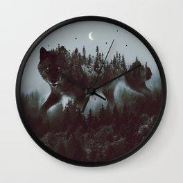 noctivagant Wall Clock