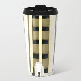 Art Deco Miami Beach #23 Travel Mug