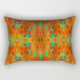 Firewall pattern ... Rectangular Pillow