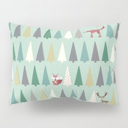 Forest Animals Pillow Sham