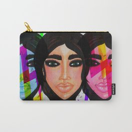 80's Girl in a Millennial World Carry-All Pouch
