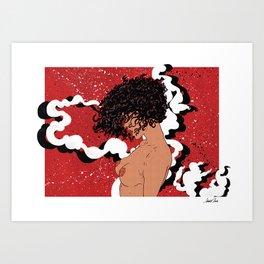 Calypso | Part 3 Art Print