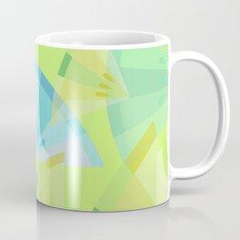 Citrus Blue Coffee Mug