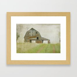 The Clark Place Framed Art Print