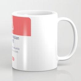 Level 5 Technician Coffee Mug
