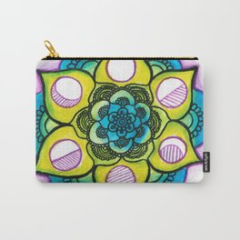 Mandala out of f-cks. Carry-All Pouch