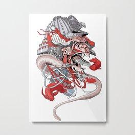 Go Rilla Metal Print