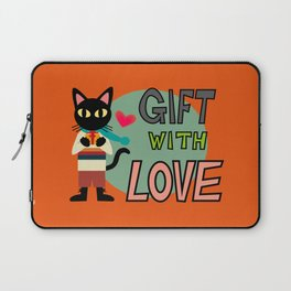 GIFT FOR YOU Laptop Sleeve