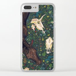 last unicorn Clear iPhone Case