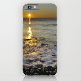 Summer dawn iPhone Case